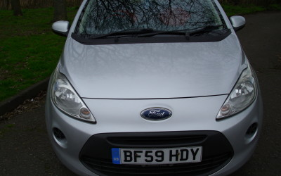 FORD KA 1.2 STYLE 2009 SORRY SOLD