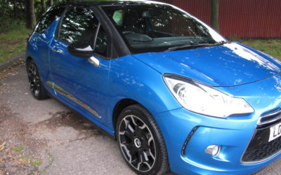 CITROEN DS3 1.6 HDI 2011 sorry now sold
