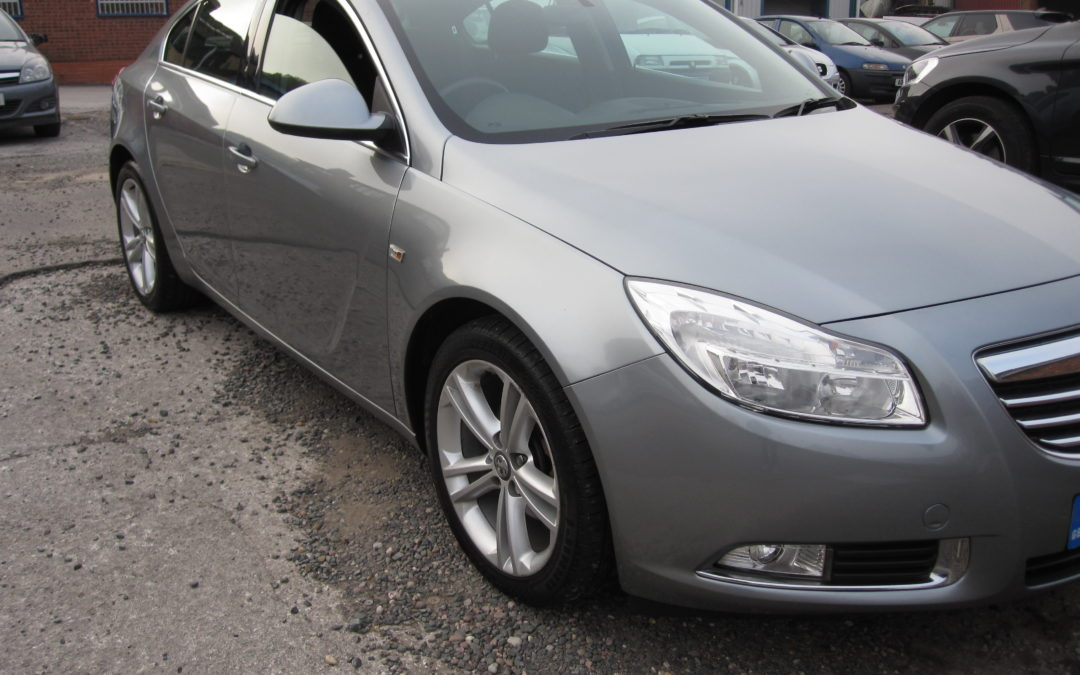 VAUXHALL INSIGNIA EXCLUSIV CDTI 2012 sorry now sold