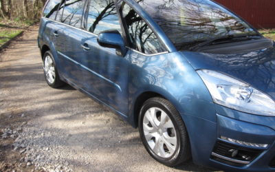 citroen c4 grand picasso plat-m ehdi sa 2012 sorry now sold