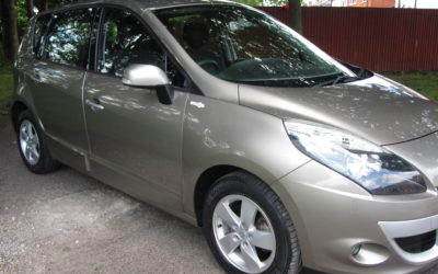 RENAULT SCENIC TOM TOM 1.5 DCI 2011 sorry now sold